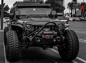 Jeep Wrangler Custom : custom jeep wrangler unlimited rubicon jk c obsidian off road modifiedx ~ Maxctalentgroup.com Avis de Voitures