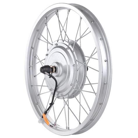 36v 750w 20 quot 24 quot front tire electric bike ebike conversion kit w motor ebay