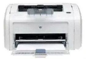 Plug the other end of the usb cable into the computer when prompted to do so during the software installation. HP LaserJet 1018 Driver Download - Get Software Drivers