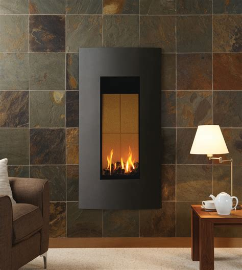 image of tile fireplace surround studio 22 gas fires gazco built in fires contemporary