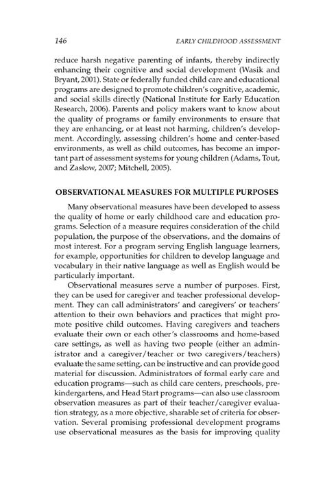 Child Development In Preschool Essay by Observation Early Childhood Education Writingxml Web