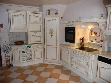 cuisine provencale blanche cuisine rustique moderne