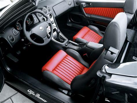 Interior Alfa Romeo Spider