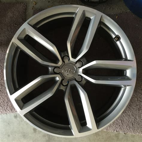 audi q5 sq5 21 quot factory rims for sale audiworld forums