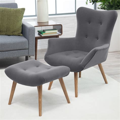 sofa chair and ottoman furniture mid century modern chairs with belham living