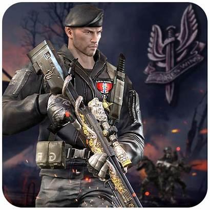 Commando Army Survival Attack War Apk Mod