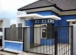 Kombinasi Warna Cat Dinding Rumah Terpopuler 70 Model Desain Rumah Sederhana Elegan Paling Di Cari Cara Membuat Taman Rumah Sederhana Di Teras Dan Balkon TUKANG ONLINE RUMAH IDAMAN ANDA SEMUA