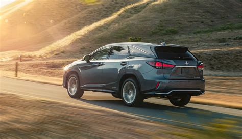 Lexus Is 2020 Reddit by 2020 Lexus Rx Gets A Facelift And Android Auto The