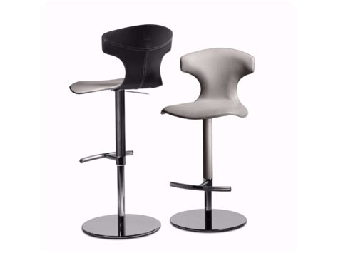 Montera Counter Stool By Poltrona Frau Design Roberto