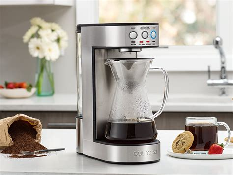 Shop custom variety packs, new flavors, & old favorites, all in one place. Gourmia GCM4900 Automatic Pour Over Coffee Maker Best Price Review