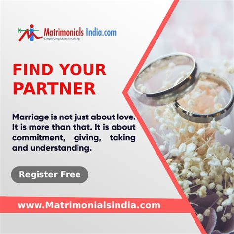 matrimonialsindiacom   trusted matchmaking