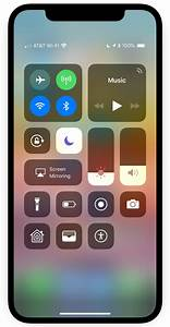Bottomcontrolx Brings The Classic Control Center Gesture