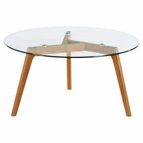 oak coffee table with glass top foter With glass coffee table with wooden legs