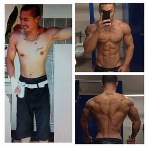 Untitled — Clenbuterol User Before And After Photos