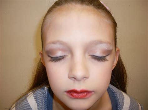 child  makeup  dance recital makeup vidalondon