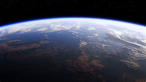 Images Of Earth From Space Amazing View Of Planet Earth From Space Realistic 3d