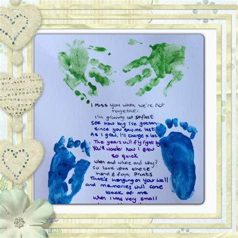 hand  footprint poem school ideas pinterest hands