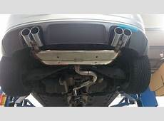 S3 8p Quad Supersprint Exhaust AudiSportnet