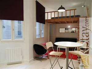 Studio Mezzanine Paris : studio in paris for a long term rental palais royal 75001 ~ Zukunftsfamilie.com Idées de Décoration