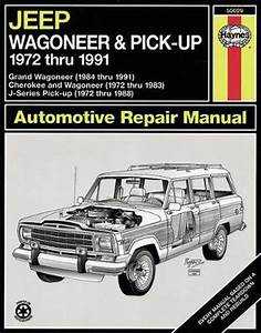Jeep Wagoneer And Pickup  1972