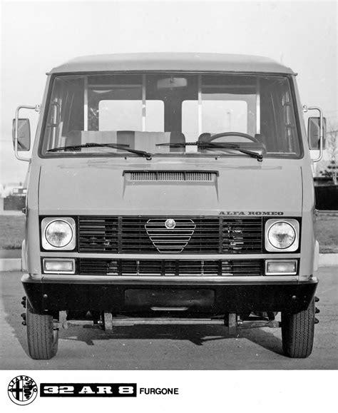 alfa romeo ar furgone alfa romeo ar pinterest