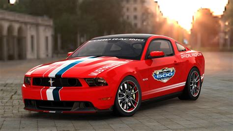 2011 Ford Mustang Gt Daytona 500 Pace Car News And Information