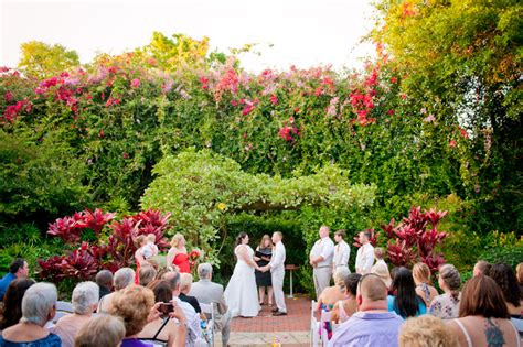 sunken gardens wedding st pete fl images