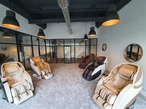 Latvijā atvēries Baltijā iemīļotākais masāžas krēslu zīmola