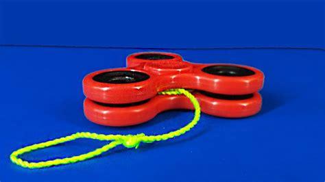 How To Make Yo-yo Fidget Spinner