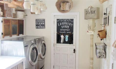 Vintage Laundry Room Wall Decor Ideas Decolovert