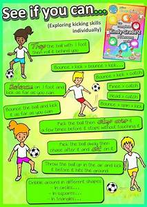 How to teach the 'Kicking' skills -Turn your K-3's into ...