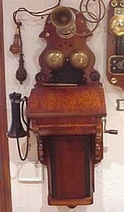 Telephone Mural Vintage : t l phone mural ericsson de 1890 ~ Teatrodelosmanantiales.com Idées de Décoration