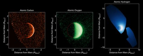 MAVEN Spacecraft's First Look at Mars Hints at Promising ...