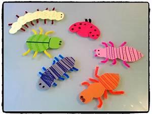 Comment Faire Des Choses En Papier : des petits insectes mes humeurs cr atives ~ Zukunftsfamilie.com Idées de Décoration