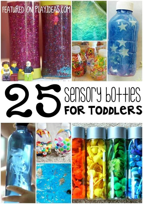 25 sensory bottles for toddlers toys glue guns and 264 | d789a1c627b561061109821c3945ff1e