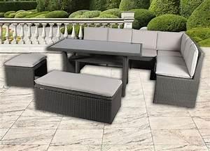 Alu Lounge Möbel : gartenset alu 5 tlg grau m kissen garten m bel set lounge terrassenm bel ebay ~ Indierocktalk.com Haus und Dekorationen