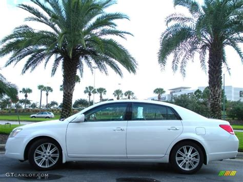 2006 Blizzard White Pearl Toyota Avalon Limited 22907328