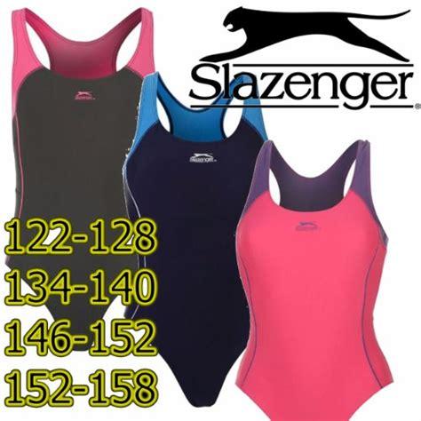 kindergeburtstag mädchen 5 jahre slazenger badeanzug m 195 164 dchen schwimmanzug 7 bis 15 jahre in 10 verschiedenen farben from