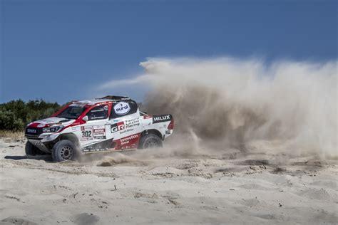 2019 Toyota Dakar by Toyota Gazoo Racing To Take On Dakar 2019 With Three Car