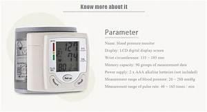 Digital Or Manual Blood Pressure Reading