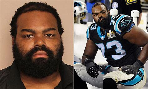Mugshot of The Blind Side inspiration Michael Oher