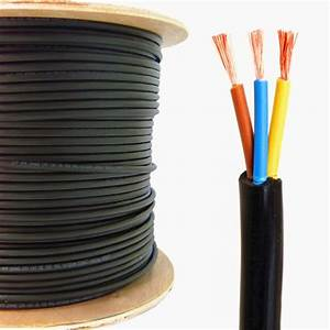 High Quality Power Cable Electric Cable Wires Pvc Sheathed