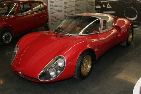 Alfa Romeo 33 Stradale (s/n 75033.001) High Resolution ...