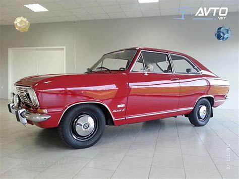 1969 Opel Kadett by 1969 Opel Kadett B Ls 4 000 Autoslavia