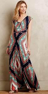 Robe Longue Style Boheme : robe longue boheme robe courte moulante bersun ~ Dallasstarsshop.com Idées de Décoration