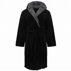 Herren Bademantel Mit Kapuze : herren kuscheliges vlies robe luxus super weich mit kapuze bademantel ebay ~ One.caynefoto.club Haus und Dekorationen