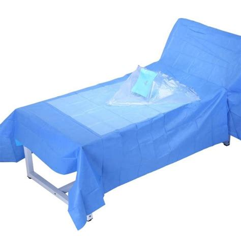 Lithotomy Draping by Customized Lithotomy Surgical Drape Manufacturers