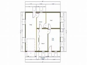 4 bedroom house plans simple house plans simple home for Simple house plan with 4 bedrooms