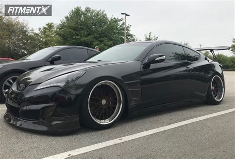 Hyundai intends to showcase at least three modified genesis coupes for the sema show next month in las vegas. 2012 Hyundai Genesis Coupe Forged Specialties Fs M20 ...