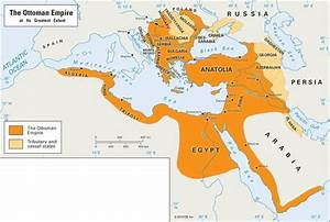 Where Was the Ottoman Empire | Ottoman Empire Map 1500 ...